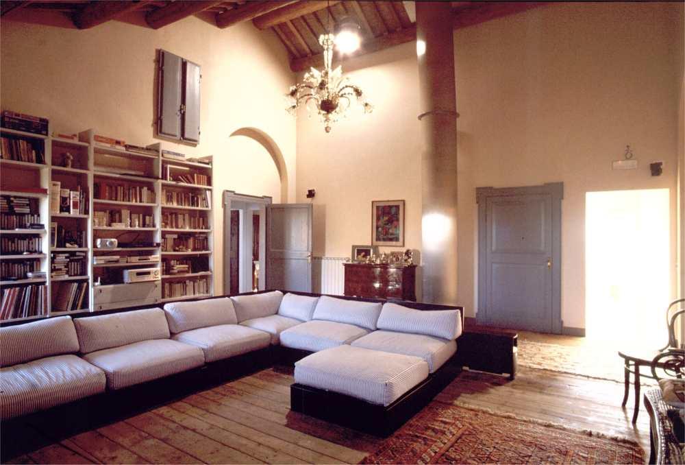 Guesthouse le occare a farmhouse near ferrara italy for Interni di case americane